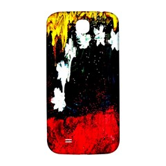Grunge Abstract In Dark Samsung Galaxy S4 I9500/I9505  Hardshell Back Case
