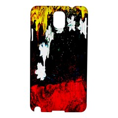 Grunge Abstract In Dark Samsung Galaxy Note 3 N9005 Hardshell Case