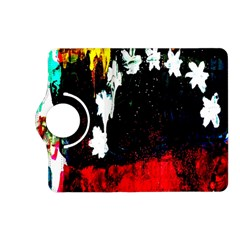 Grunge Abstract In Dark Kindle Fire Hd (2013) Flip 360 Case