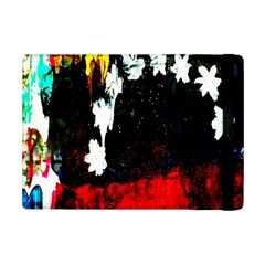 Grunge Abstract In Dark iPad Mini 2 Flip Cases