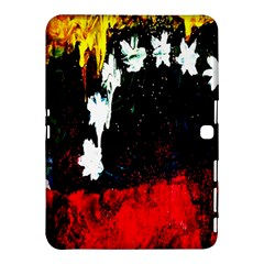 Grunge Abstract In Dark Samsung Galaxy Tab 4 (10 1 ) Hardshell Case