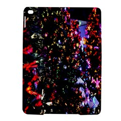 Lit Christmas Trees Prelit Creating A Colorful Pattern iPad Air 2 Hardshell Cases