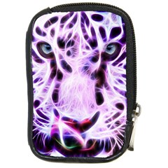Fractal Wire White Tiger Compact Camera Cases