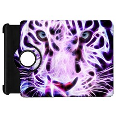 Fractal Wire White Tiger Kindle Fire HD 7