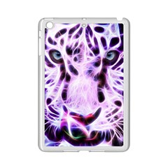 Fractal Wire White Tiger iPad Mini 2 Enamel Coated Cases