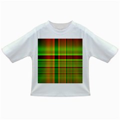 Multicoloured Background Pattern Infant/toddler T Shirts