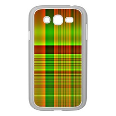 Multicoloured Background Pattern Samsung Galaxy Grand DUOS I9082 Case (White)