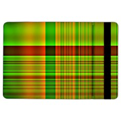 Multicoloured Background Pattern iPad Air 2 Flip