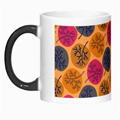 Colorful Trees Background Pattern Morph Mugs