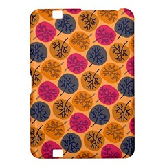 Colorful Trees Background Pattern Kindle Fire HD 8.9