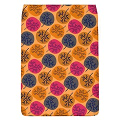 Colorful Trees Background Pattern Flap Covers (L)