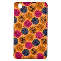 Colorful Trees Background Pattern Samsung Galaxy Tab Pro 8.4 Hardshell Case