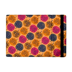Colorful Trees Background Pattern iPad Mini 2 Flip Cases