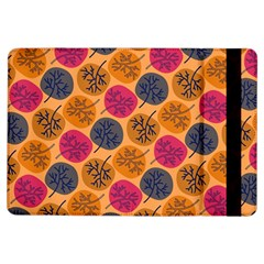 Colorful Trees Background Pattern Ipad Air Flip
