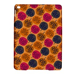 Colorful Trees Background Pattern iPad Air 2 Hardshell Cases