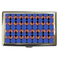 Abstract Lines Seamless Pattern Cigarette Money Cases