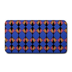 Abstract Lines Seamless Pattern Medium Bar Mats