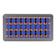 Abstract Lines Seamless Pattern Memory Card Reader (mini)