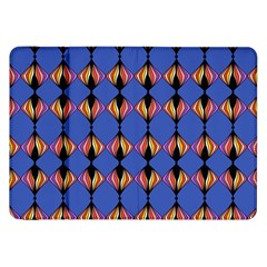 Abstract Lines Seamless Pattern Samsung Galaxy Tab 8.9  P7300 Flip Case
