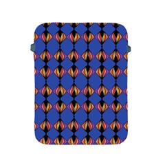 Abstract Lines Seamless Pattern Apple iPad 2/3/4 Protective Soft Cases