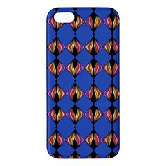 Abstract Lines Seamless Pattern Iphone 5s/ Se Premium Hardshell Case