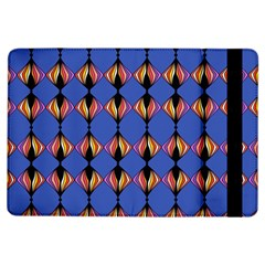 Abstract Lines Seamless Pattern iPad Air Flip