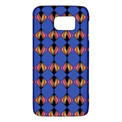 Abstract Lines Seamless Pattern Galaxy S6