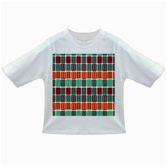 Bricks Abstract Seamless Pattern Infant/Toddler T-Shirts