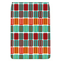 Bricks Abstract Seamless Pattern Flap Covers (L)