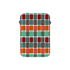 Bricks Abstract Seamless Pattern Apple iPad Mini Protective Soft Cases