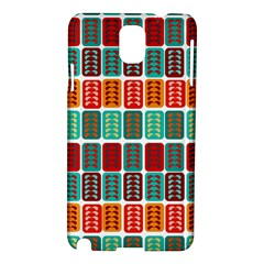 Bricks Abstract Seamless Pattern Samsung Galaxy Note 3 N9005 Hardshell Case