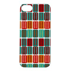 Bricks Abstract Seamless Pattern Apple iPhone 5S/ SE Hardshell Case