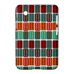 Bricks Abstract Seamless Pattern Samsung Galaxy Tab 2 (7 ) P3100 Hardshell Case