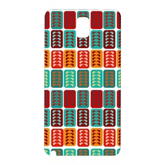 Bricks Abstract Seamless Pattern Samsung Galaxy Note 3 N9005 Hardshell Back Case
