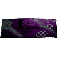 Evil Moon Dark Background With An Abstract Moonlit Landscape Body Pillow Case Dakimakura (two Sides)
