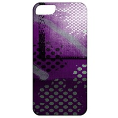 Evil Moon Dark Background With An Abstract Moonlit Landscape Apple iPhone 5 Classic Hardshell Case