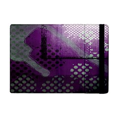 Evil Moon Dark Background With An Abstract Moonlit Landscape Apple Ipad Mini Flip Case