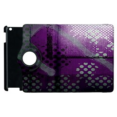 Evil Moon Dark Background With An Abstract Moonlit Landscape Apple iPad 2 Flip 360 Case
