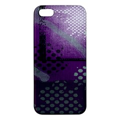 Evil Moon Dark Background With An Abstract Moonlit Landscape Apple iPhone 5 Premium Hardshell Case