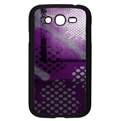 Evil Moon Dark Background With An Abstract Moonlit Landscape Samsung Galaxy Grand DUOS I9082 Case (Black)
