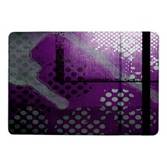 Evil Moon Dark Background With An Abstract Moonlit Landscape Samsung Galaxy Tab Pro 10 1  Flip Case