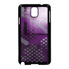 Evil Moon Dark Background With An Abstract Moonlit Landscape Samsung Galaxy Note 3 Neo Hardshell Case (black)