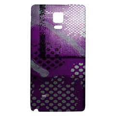 Evil Moon Dark Background With An Abstract Moonlit Landscape Galaxy Note 4 Back Case