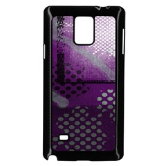 Evil Moon Dark Background With An Abstract Moonlit Landscape Samsung Galaxy Note 4 Case (Black)