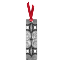 Mirror Of Black And White Fractal Texture Small Book Marks
