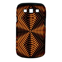 Fractal Pattern Of Fire Color Samsung Galaxy S Iii Classic Hardshell Case (pc+silicone)