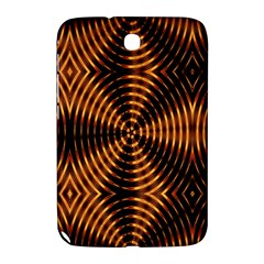 Fractal Pattern Of Fire Color Samsung Galaxy Note 8.0 N5100 Hardshell Case