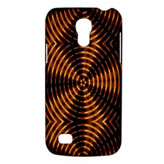 Fractal Pattern Of Fire Color Galaxy S4 Mini