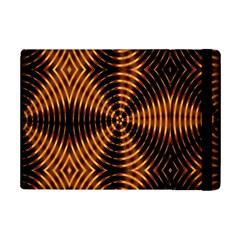 Fractal Pattern Of Fire Color iPad Mini 2 Flip Cases