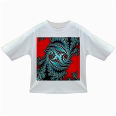 Digital Fractal Pattern Infant/Toddler T-Shirts